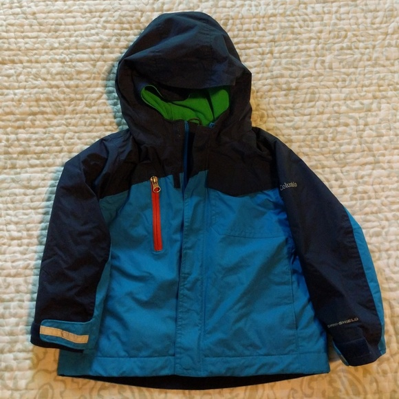 ccc042a398f1 Columbia Other - Toddler boys 3 in 1 Columbia Jacket